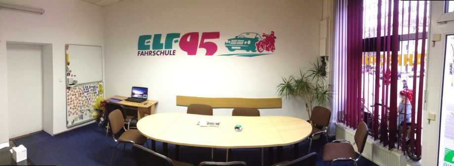 ELF 95 Fahrschule Berlin